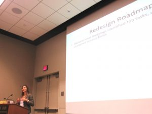 Suzanne Jorgensen explains the process to Web design as it relates to mobile devices and accesibility.