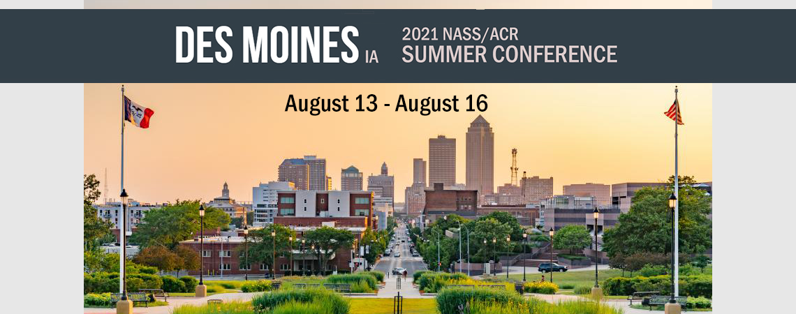 2021 Summer Conference